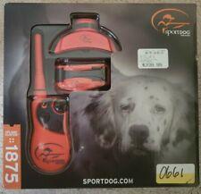New listing SportDog Upland Hunter Sd-1875 Remote Trainer E-Collar & Beeper 1-mi Free Strap