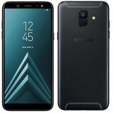 Samsung Galaxy A6 2018 4G Smartphone 32GB Unlocked Dual-Sim Black - B