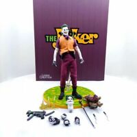 15cm The Joker Clown Prince Of Crime figure Display Base Adjustable Posing Post