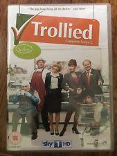 Trollied - Season 2 ~ British TV Supermarket Comedy Series | 2-Disc UK DVD