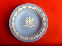CITY OF LONDON VINTAGE WEDGWOOD PIN DISH DIAMETER 11cm  MADE IN ENGLAND