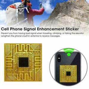 Cell Phone Signal Enhancement Sticker Sp3 / 4 Network Repeater Enhance D6D 7Y6T
