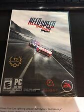 Need For Speed Rivals PC DVD Game NEW