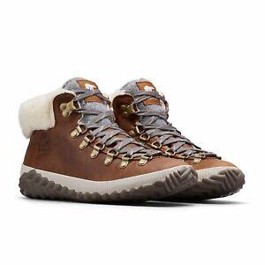 Sorel Womens Out 'N About Plus Conquest Boot Elk UK 8 | US 10 | EUR 41