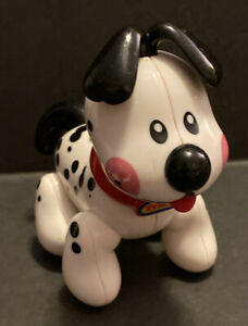 Tolo Puppy Dog Dalmation Toy Posable