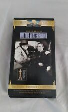 On the Waterfront (Vhs) Marlon Brando Karl Malden 1954 Movie Classic