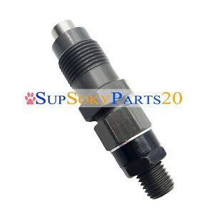New 1 pc Fuel Injector 6667453 for Bobcat Mini Excavator 325, 328, 329