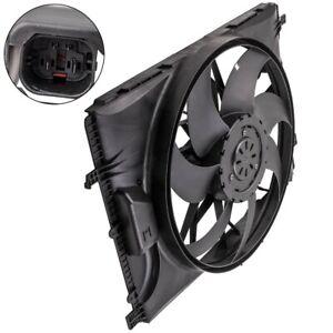 Ventiladores Sopladores Ventilador De Radiador para Mercedes C 204 E 212 Cls 218