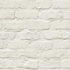 NUOVO GRANDECO Ideco Dipinto Muro di Mattoni Modello Faux Effetto Carta da parati Motif a10402