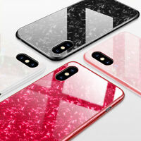 Luxury Slim Tempered glass Mirror Case Cover For iPhone X XR Xs Max 6S 7 8 Plus