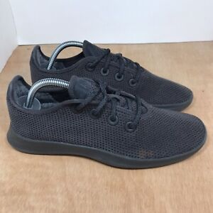 Allbirds Tree Runners Charcoal Running Shoes Men Size 9
