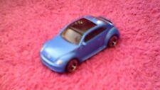 Hot Wheels - Unboxed - #024 2012 Volkswagen Beetle - Metallic Blue