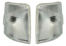 Frontblinker links + rechts für VW T4 90-03 in Weiß weiße Blinker