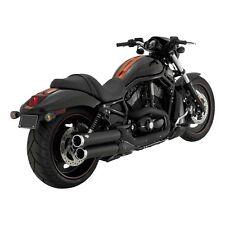 Auspuffanlage Harley Davidson V-Rod/Nighrod Bj.02-17 Vance&Hines Widow Slip on