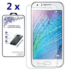 [2-Pack] For Samsung Galaxy Amp 2 Anti-Scratch Tempered Glass Screen Protector
