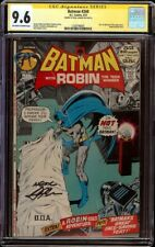 Batman # 240 CGC 9.6 OW/White (DC, 1972) Neal Adams Signature and Cover