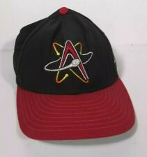 Albuquerque Isotopes New Era Fitted Hat Cap Size 7 5/8 Made in USA Minors used