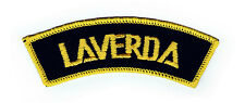 Laverda Shoulder Patch Sew On Patch