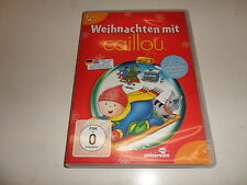 DVD  Caillou - Weihnachten mit Caillou