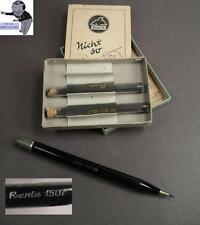 # Renta Bleistift 124 in schwarz 50er Jahre mit Minen #