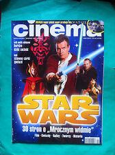 ►► POLISH MAGAZINE CINEMA 1999 STAR WARS Elvis Presley Liv Tyler Alison Eastwood