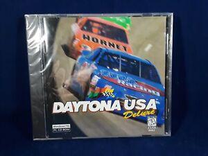 Daytona USA (PC, 1996) PC Vintage Computer Game SEGA SPORTS NEW SEALED!