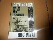 Cutting Edge My Life in Film and Television Eric Mival Paperback Book Prisoner