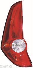 Vauxhall AGILA 2008 > in poi lato Sinistro Posteriore Tail Luce cluster 2935