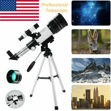 300/70mm Professional Astronomical Telescope Refractor Night View for Star Moon