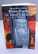 Blue Book of Gun Values 2018 2019 39th Edition Pawn Store Consignment Open BOX