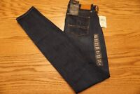 NWT WOMEN'S LUCKY BRAND JEANS Size 0 / 25 Sofia Skinny Mid Rise Super Stretch