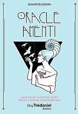 Oracle Amenti : Sagesse de la déesse Maât pour le monde ...   Buch   Zustand gut