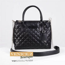 BNWT GUESS ELLIANA Handbag Shoulder Bag Satchel Tote Black