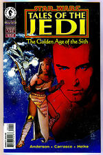 THE GOLDEN AGE OF SITH # 1 (of 5) - Star Wars Tales Of The Jedi 1996 (vf)