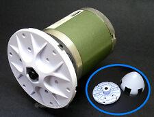 Alloy Wind Turbine Generator Hub Arbor+ Nose Cone 6 socket fit Ametek 16mm Shaft