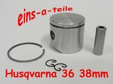 Kolben passend für Husqvarna 36 38mm NEU Top Qualität