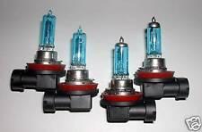 Kawasaki ZX14r 2006-2015 H9 H11 Xenon HID Hyper Blue/White Headlight Bulb Bulbs