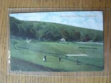 1900's-50's GOLF foto cartolina: ENGLAND & WALES-LA ROYAL GOLF collegamenti eastb