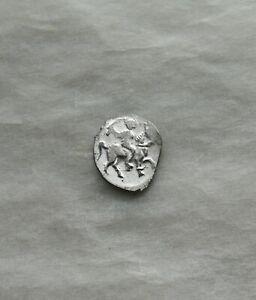 Medieval silver coin Ancient Vikings of Kievan Rus UNC