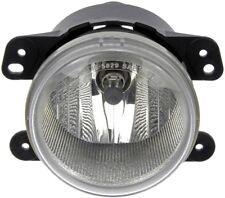 Fog Light fits 2007-2009 Jeep Wrangler  DORMAN OE SOLUTIONS