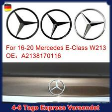 Mercedesstern Mercedes-Benz Stern Heck Heckklappe W213 E-Klasse Saloon Limousine