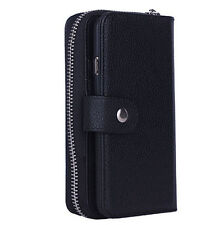 Black Wallet Cases for Samsung Galaxy S4
