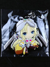 Horizon in the Middle of Nowhere on Elizabeth Petanko Rubber Strap Key Chain New