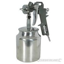 Spray Gun Suction Feed 750cc Spray Guns Dual-action trigger, adjustable