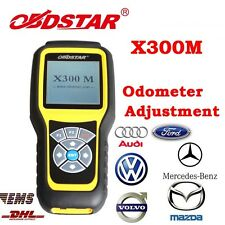 OBDSTAR X300M OBD2 Scanner Diagnostico Tool For VW AUDI VOLVO MAZDA Free Update