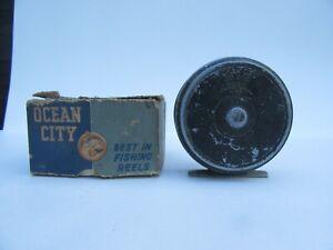 Vintage Ocean City 306 Fly Fishing Reel w/ Box