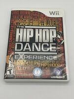 The Hip Hop Dance Experience - Nintendo Wii, 2012 - Tested/Working -  (Preowned)