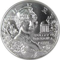 1999 P $1 Dolley Madison Commemorative Silver Dollar Coin Choice Uncirculated