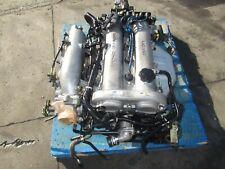 Jdm Mazda Miata 1.6L Engine Automatic Transmission Mx5 Miata B6 Motor 98-00 #2