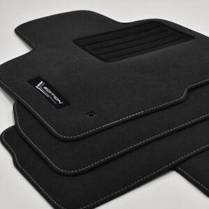 MP Velour Fußmatten Edition passend für Hyundai Santa Fe IV Typ TM ab Bj.2018